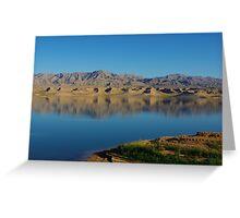 Lake Mead, Nevada Greeting Card
