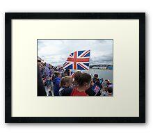 London 2012 Olympics Framed Print