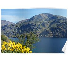 Lake Chelan, Washington Poster