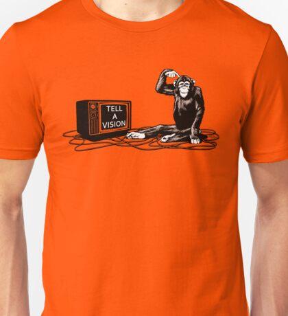 Tell a vision Unisex T-Shirt