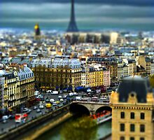Paris by ollodixital
