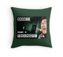 IT'S A THINGY!   Markiplier   *NEW INCLUDED* Throw Pillow