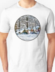 Winter Playground Unisex T-Shirt