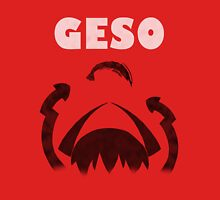 GESO - Shrimp Vs. Squid (Girl) Unisex T-Shirt