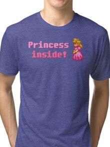 Princess inside! Tri-blend T-Shirt