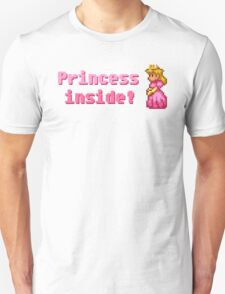 Princess inside! Unisex T-Shirt