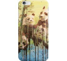 Global Warming: Melting Pandas iPhone Case/Skin