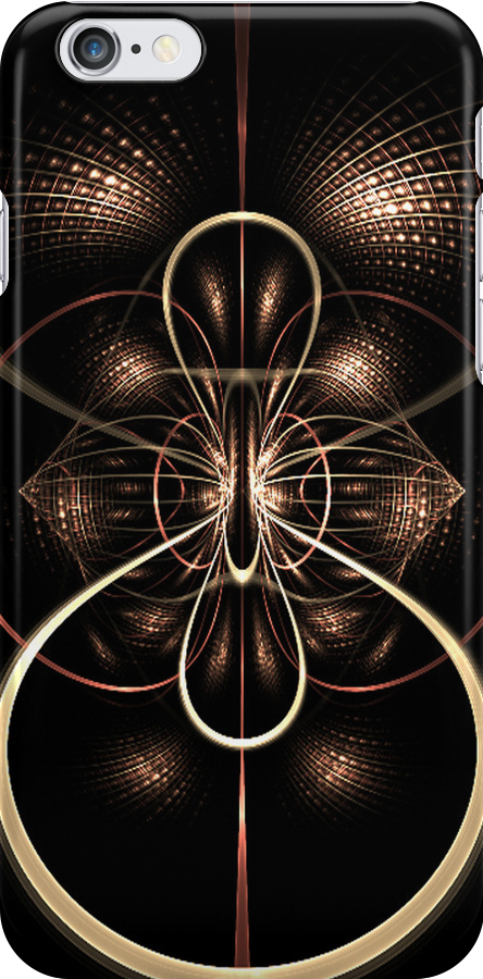 Chocolate, Caramel & Toffee for iphone & ipad by Anne Pearson