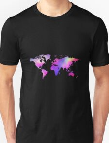 Holographic map T-Shirt