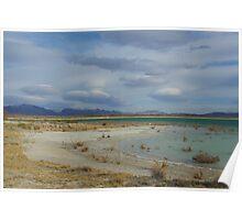 Crystal Reservoir, Nevada Poster