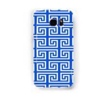 Ancient Greek pattern background Samsung Galaxy Case/Skin