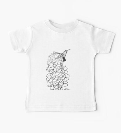Flight of the Hummingbird  Baby Tee