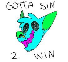 sIn tO WIN by QueerDeer
