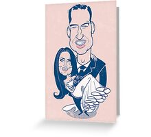 The Royal Wedding Greeting Card