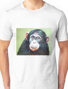 Cheeky Monkey Unisex T-Shirt