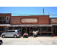 Route 66 - Oatman General Store Photographic Print