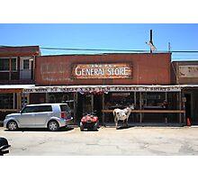 Route 66 - Oatman General Store Photographic Print