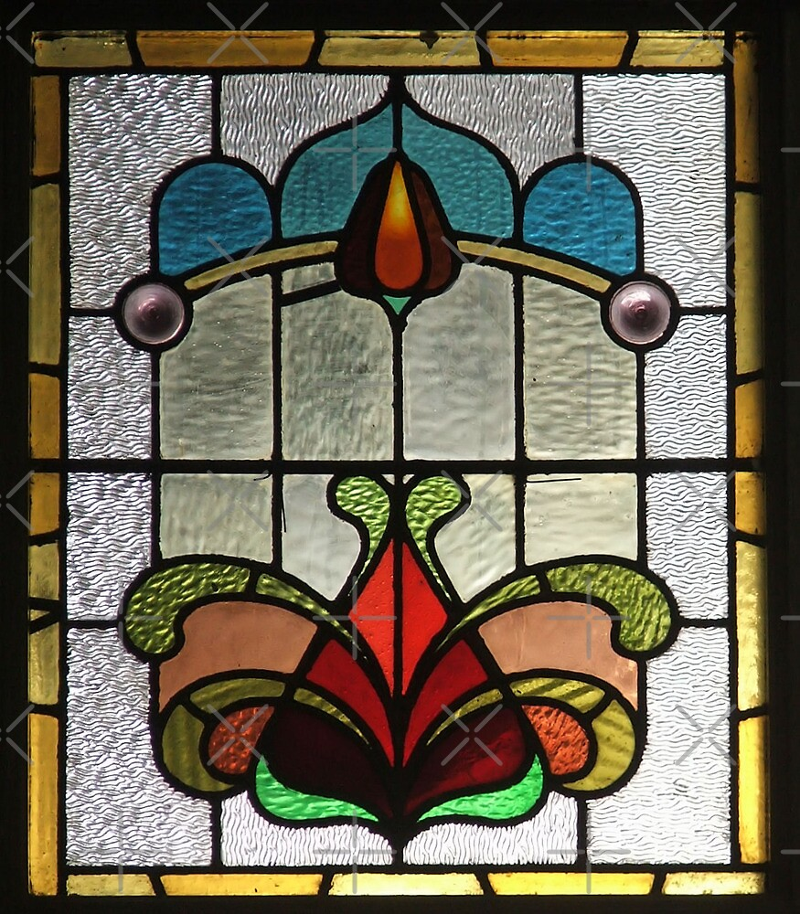 Stained Glass  by Delights