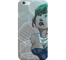 Corset Girl 01 iPhone Case/Skin