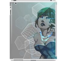Corset Girl 01 iPad Case/Skin