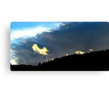 CloudFantasy-30 Canvas Print