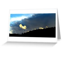 CloudFantasy-30 Greeting Card