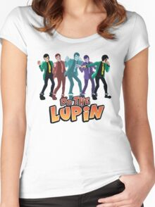 Do the Lupin Women's Fitted Scoop T-Shirt