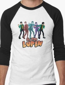 Do the Lupin Men's Baseball ¾ T-Shirt