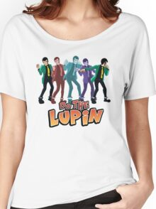 Do the Lupin Women's Relaxed Fit T-Shirt