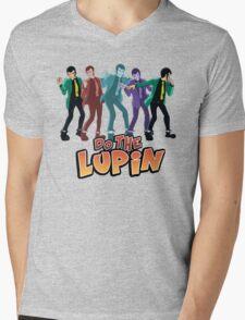 Do the Lupin Mens V-Neck T-Shirt