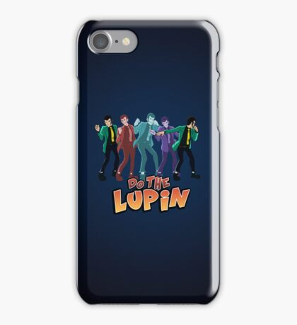 Do the Lupin iPhone Case/Skin