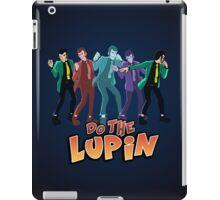 Do the Lupin iPad Case/Skin