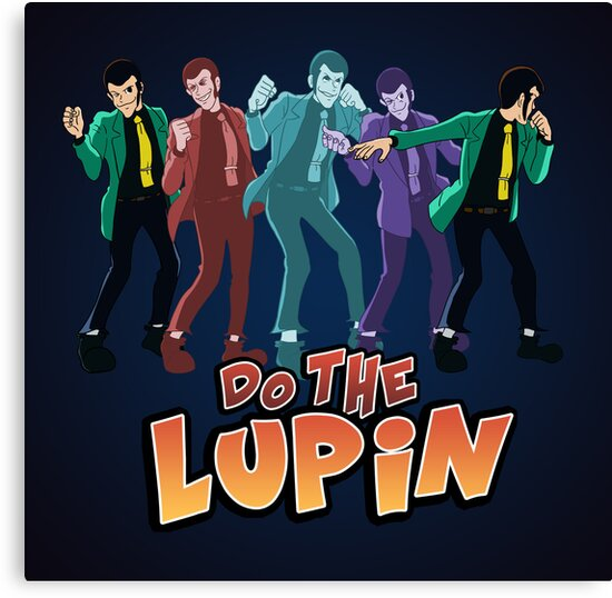 Do the Lupin by chaosblare