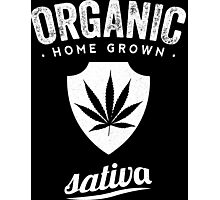 Sativa Organic Photographic Print