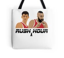 James Harden Jeremy Lin Rush Hour Tote Bag
