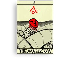 Tarot: The Magician Canvas Print