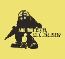 Bioshock: Are you there, Mr. Bubbles? Baby Tee