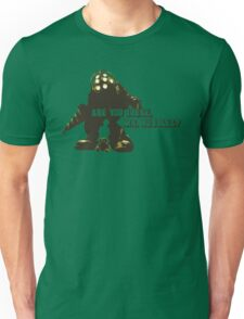 Bioshock: Are you there, Mr. Bubbles? Unisex T-Shirt