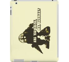 Bioshock: Are you there, Mr. Bubbles? iPad Case/Skin