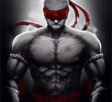Lee Sin - League of Legends by Waccala