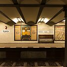 Berlin metro by pahas