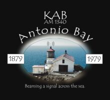 KAB Radio 1340 AM Antonio Bay by AngryMongo