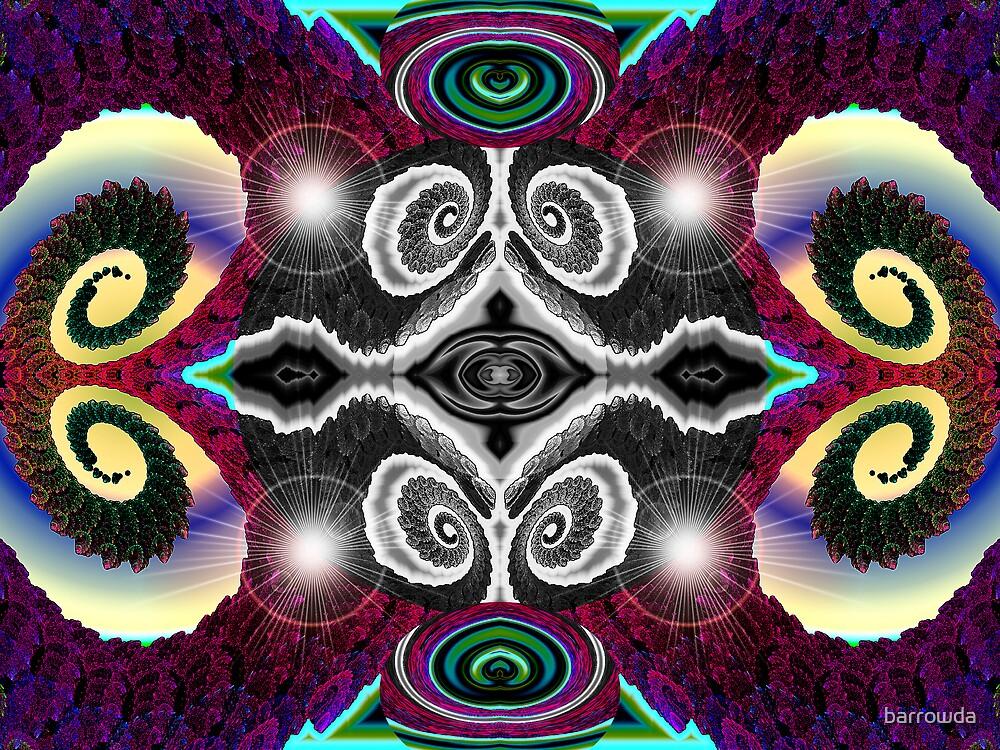 Tut50#11: Color My World (G1018) by barrowda