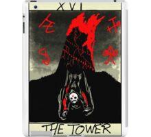 Tarot: The Tower iPad Case/Skin
