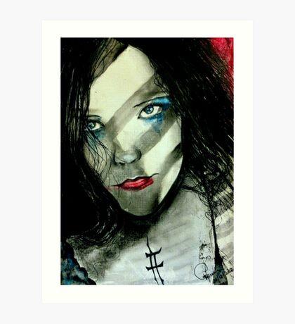 Dreaming In Shadows Art Print
