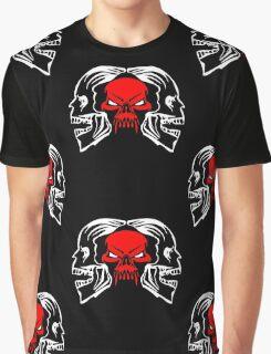 Skull 61 Graphic T-Shirt