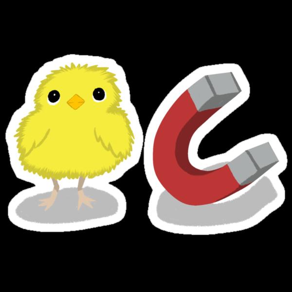Chick Magnet by Joshua  Smyth