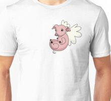 Pigs can fly  Unisex T-Shirt