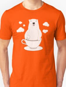 Take a Cup of Bear Unisex T-Shirt