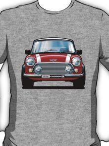 Mini Cooper S in Red T-Shirt